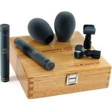 Schoeps CMC6/MK41 microphone