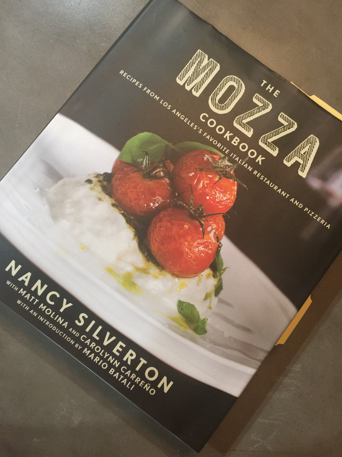 The Mozza Cookbook - Nancy Silverton