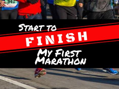 My First Marathon