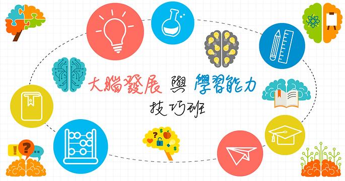免費大腦發展與學習能力技巧班