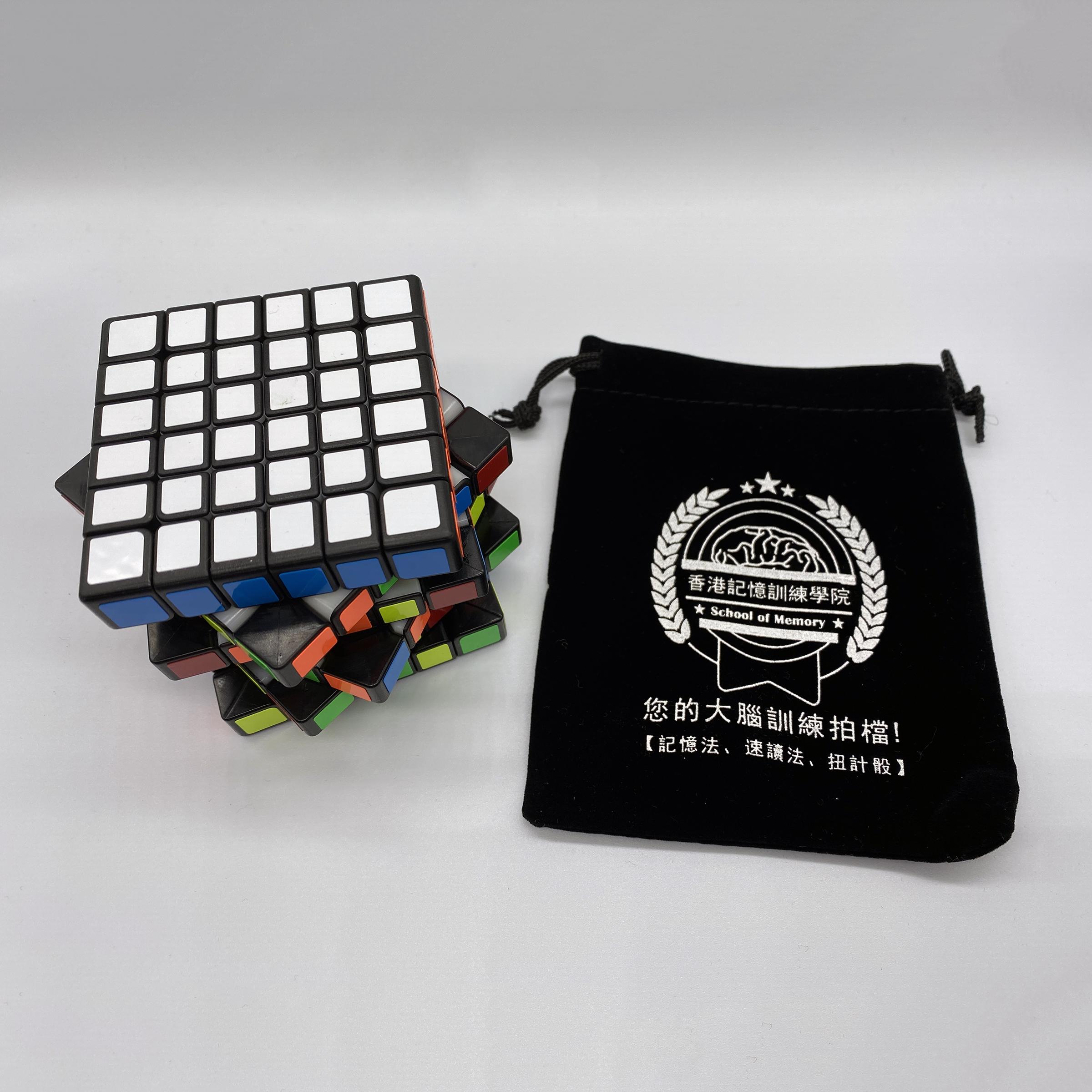6x6 Rubik 6X6 扭計骰