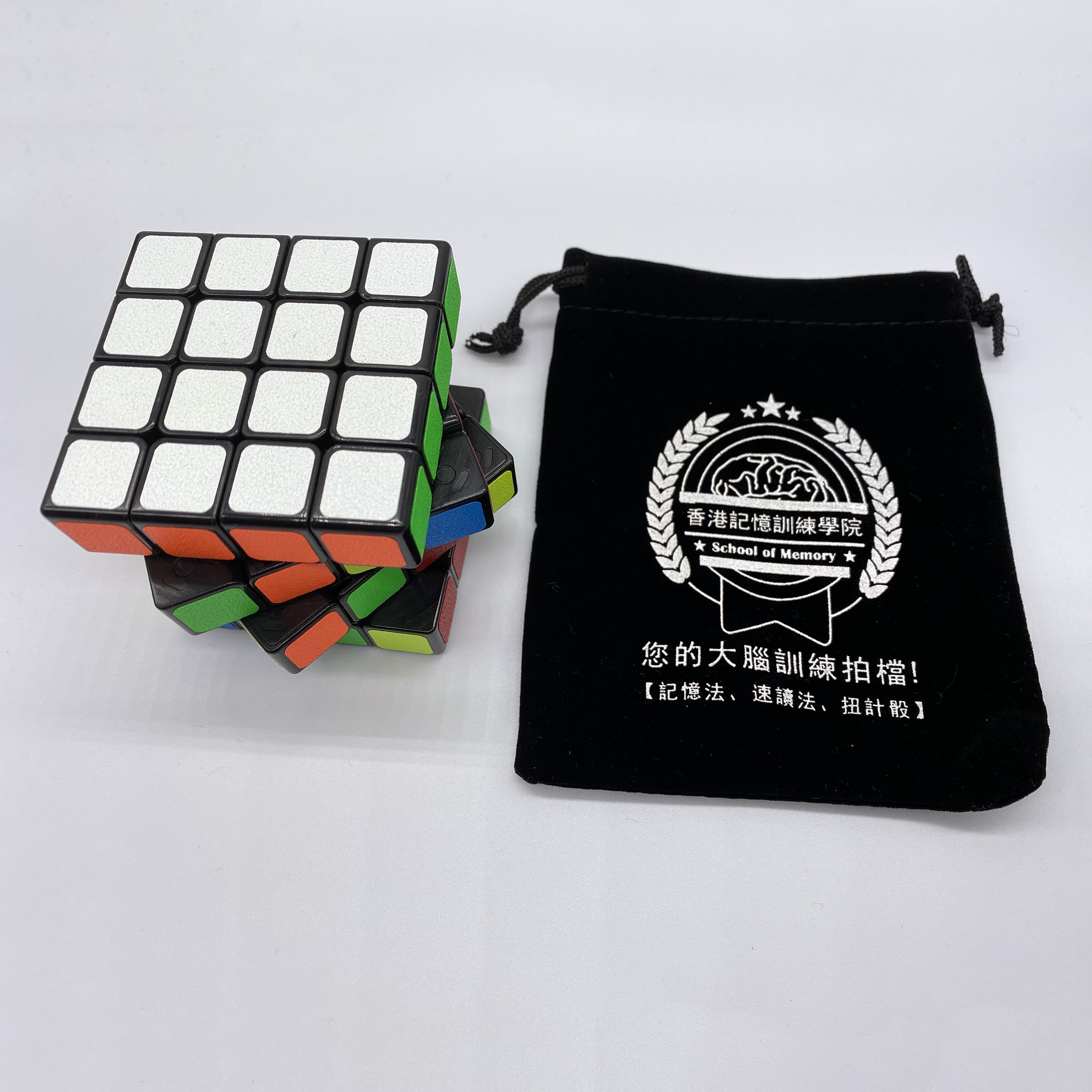 4x4 Rubik 4X4 扭計骰