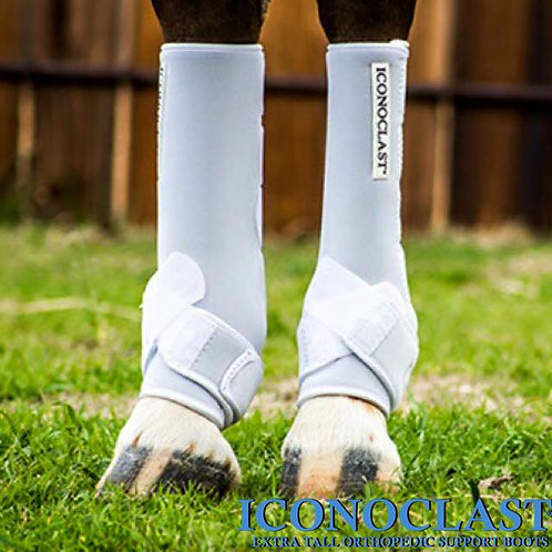 Iconoclast Extra Tall Orthopedic Support Boots