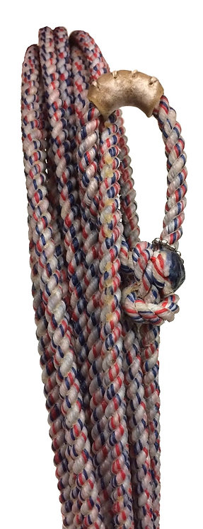Element Series-Red, White & Blue Ranch Rope