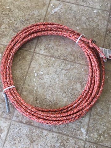 2-Tone Series-Orange/Black Ranch Rope-50'