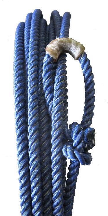 100% Nylon Series Ranch Rope-Dark Blue