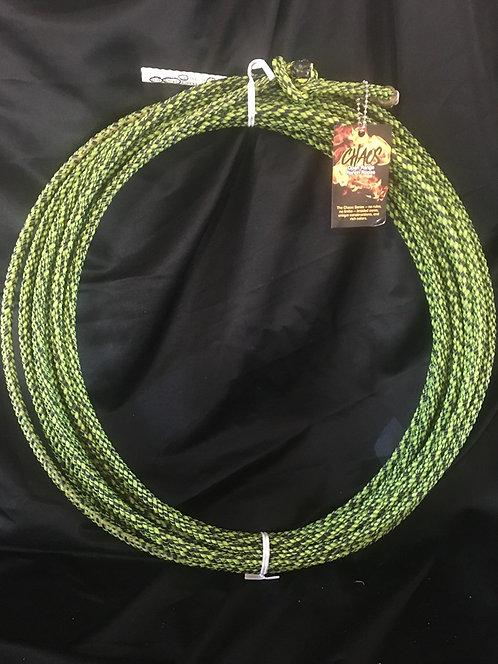 Chaos-Black & Yellow Ranch Rope-50'