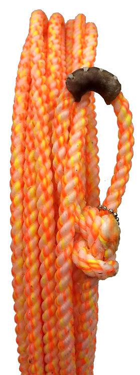 Element Series-Orange & Yellow Ranch Rope - 50'