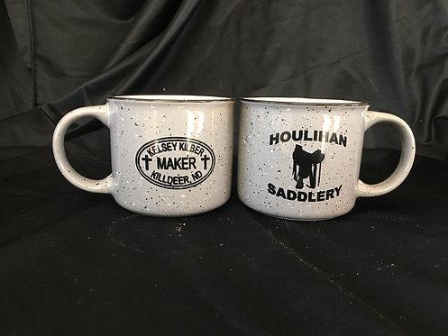 Houlihan Saddlery Mugs