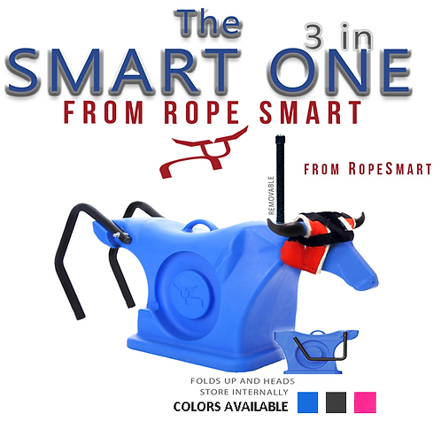 ROPESMART STEER ROPING DUMMY – THE SMART ONE