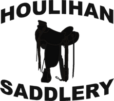 Houlihan Saddlery located out of Dodge, North Dakota. Handmade saddes, leathework, braiding, and saddle repair. I also carrying other cowboy gear and western merchandise.