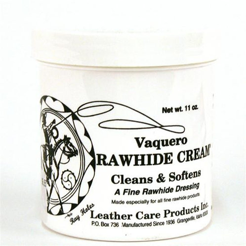 Ray Holes Vaquero Rawhide Cream-11oz