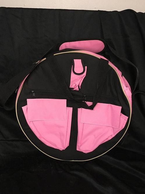 Pink/Black Deluxe Rope Bag