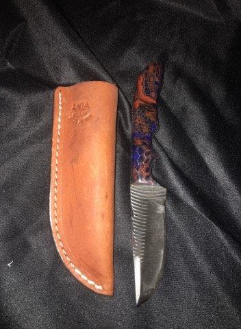 Anza Knives B-57 Makers Choice Knife