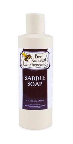 Bee Natural Saddle Soap - 8oz