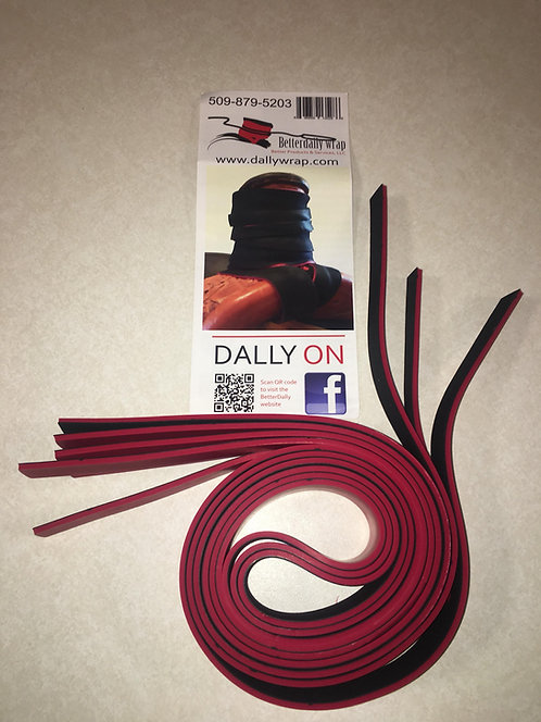 Better Dally Wraps-Red
