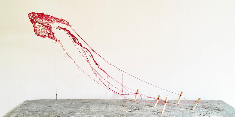 Perbal / Bélibaste - vanaf 25 april @ Locatie Remy - KUNSTRAMEN - open tijdens ANTWERP ART weekend