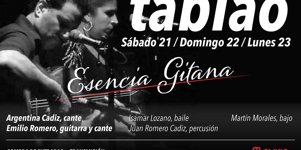 TABLAO ONLINE - Esencia Gitana