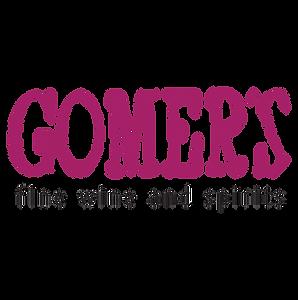 State Line banner logo Gomers Fine Wine