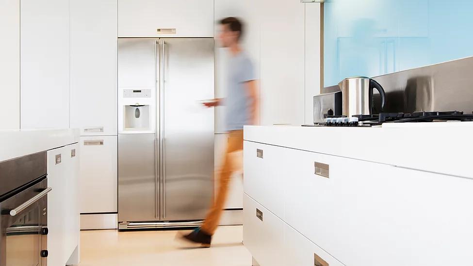 fridge freezer repair man Falkirk