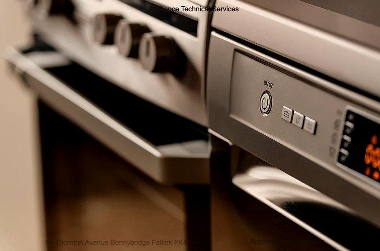cooker repair falkirk