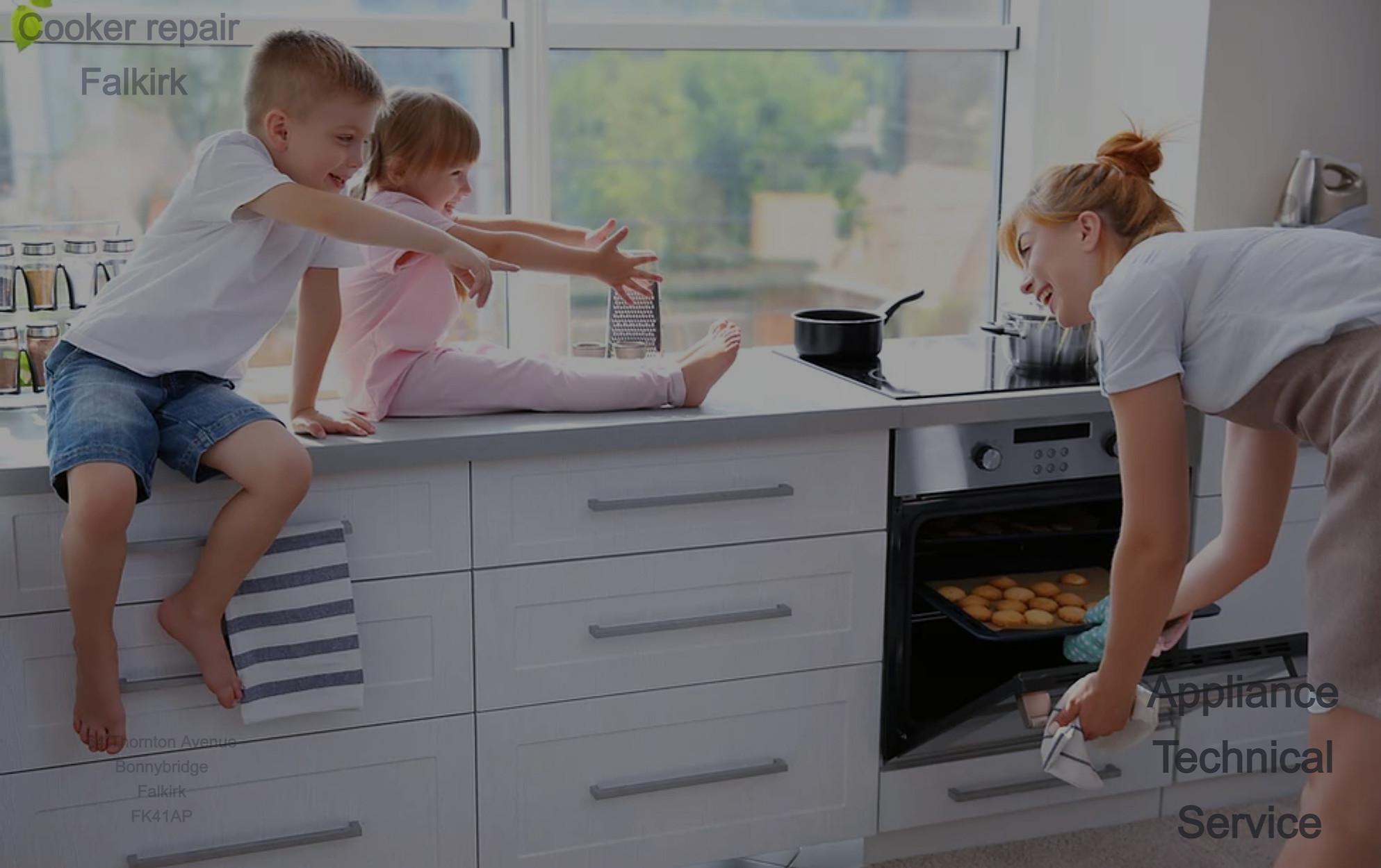 cooker repairs falkirk stirlin