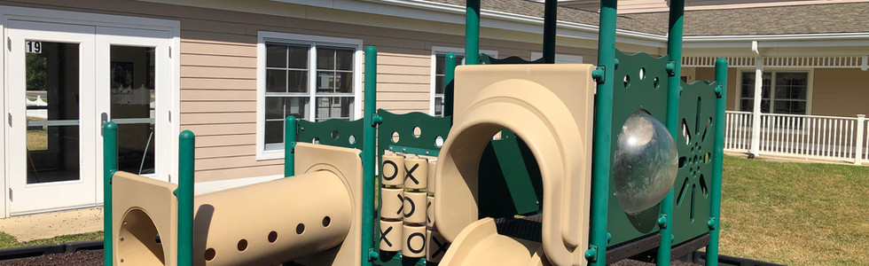 Little Lambs Play Structure