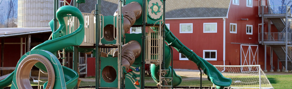 Farm Play Structure