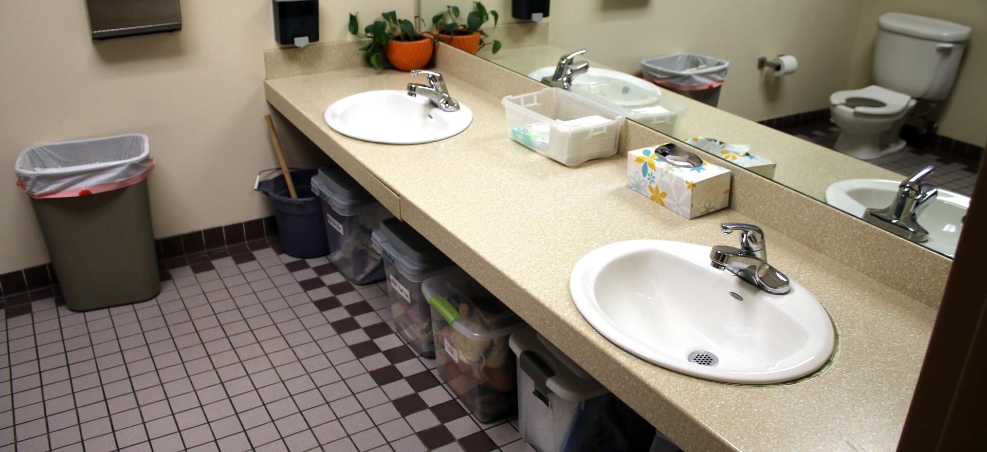 Child-size Restrooms