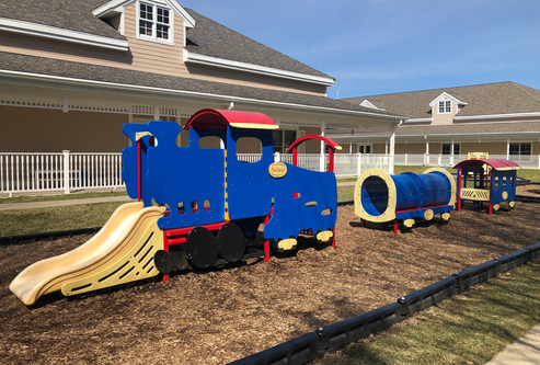 Little Lambs Train