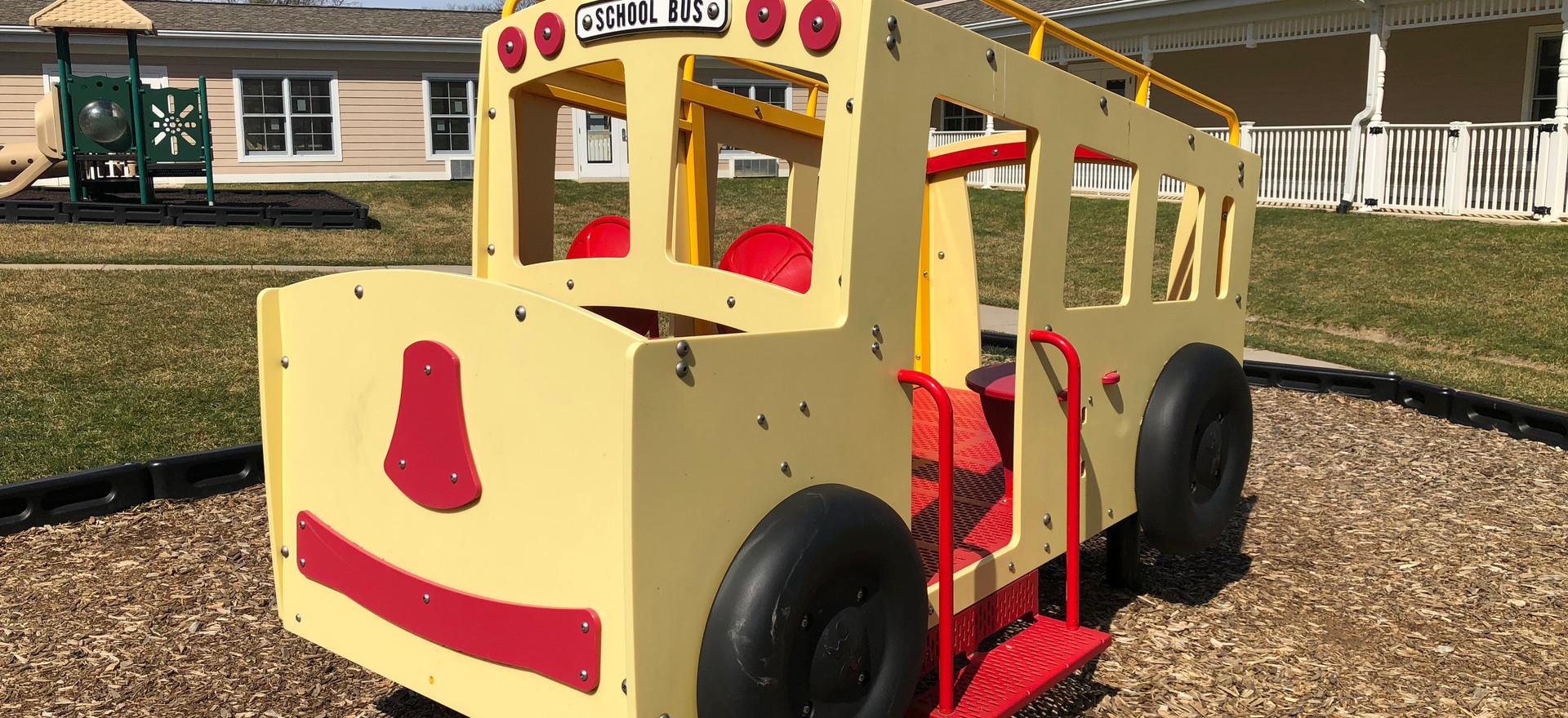 Little Lambs School Bus