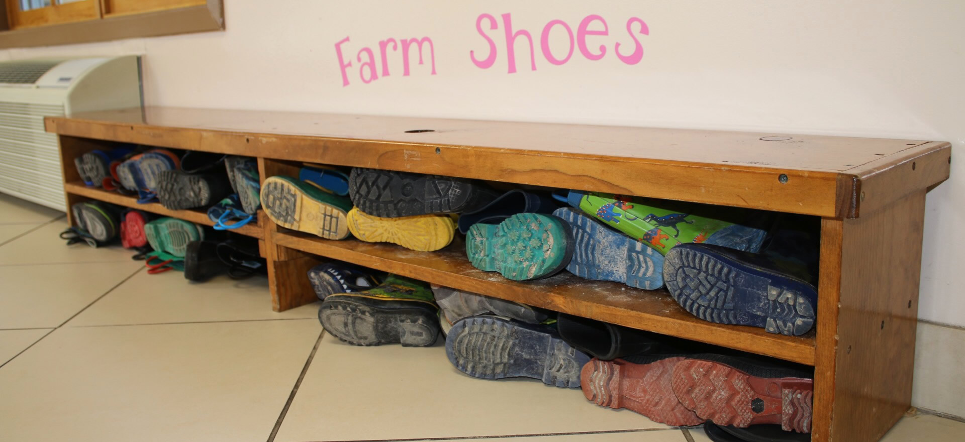 Farm shoes