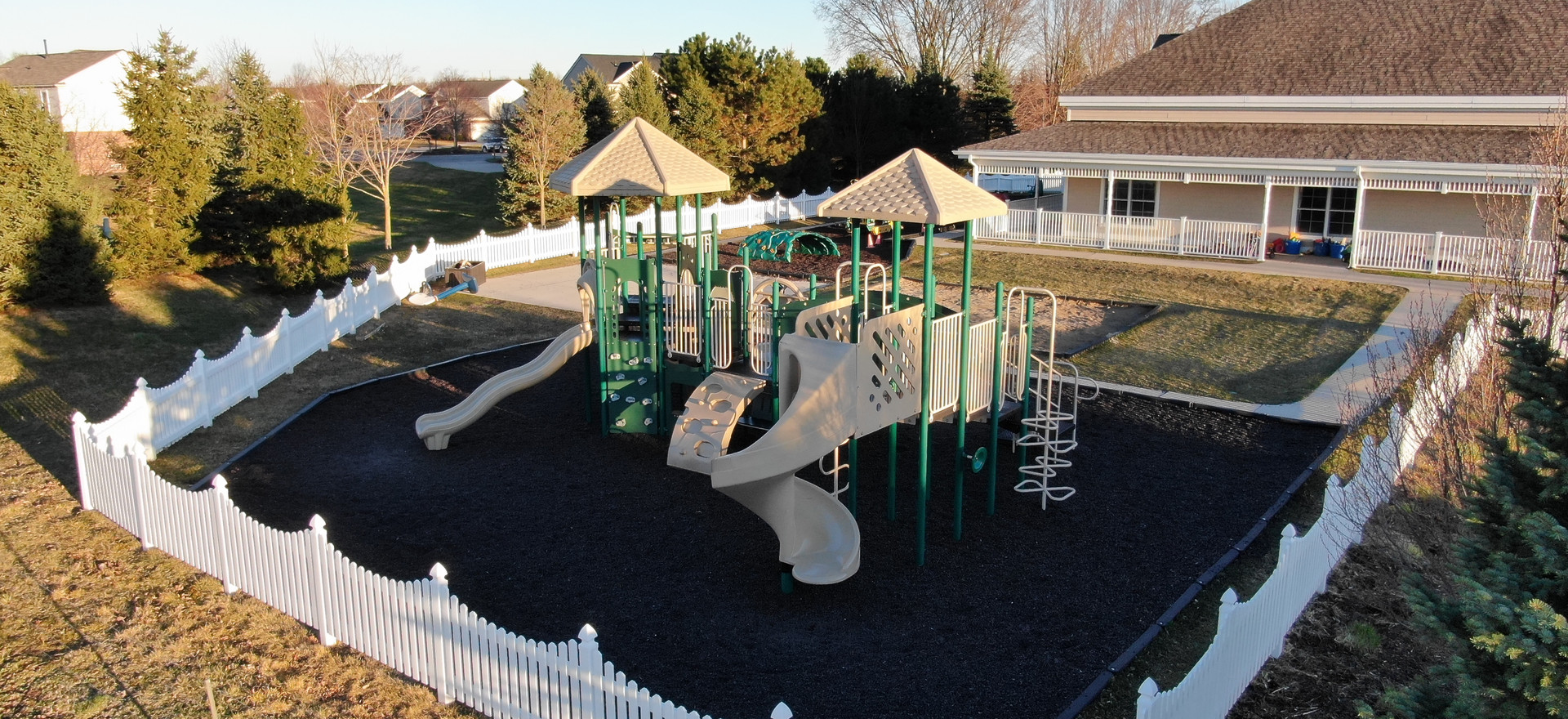 Building B Playground