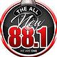 Sponsor - The All New 88.1 logo