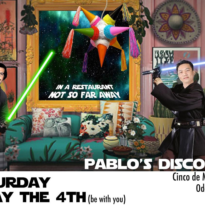 Pablo's Disco Bar Cinco De Mayo