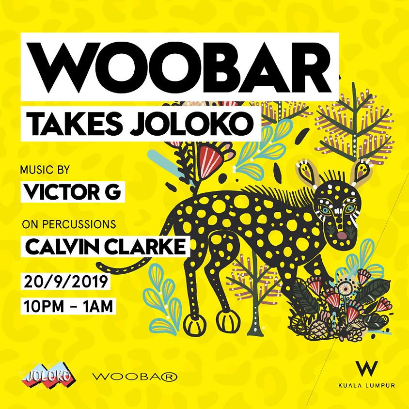 Woobar Takes JOLOKO!