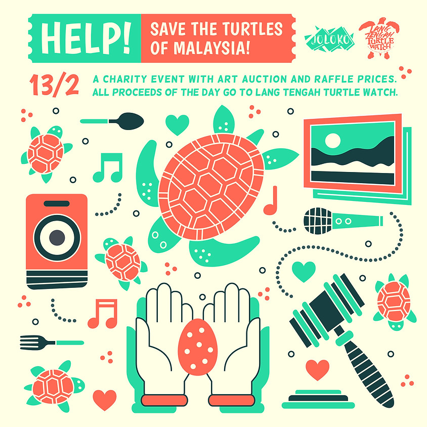 Lang Tengah Turtle Watch Fundraiser