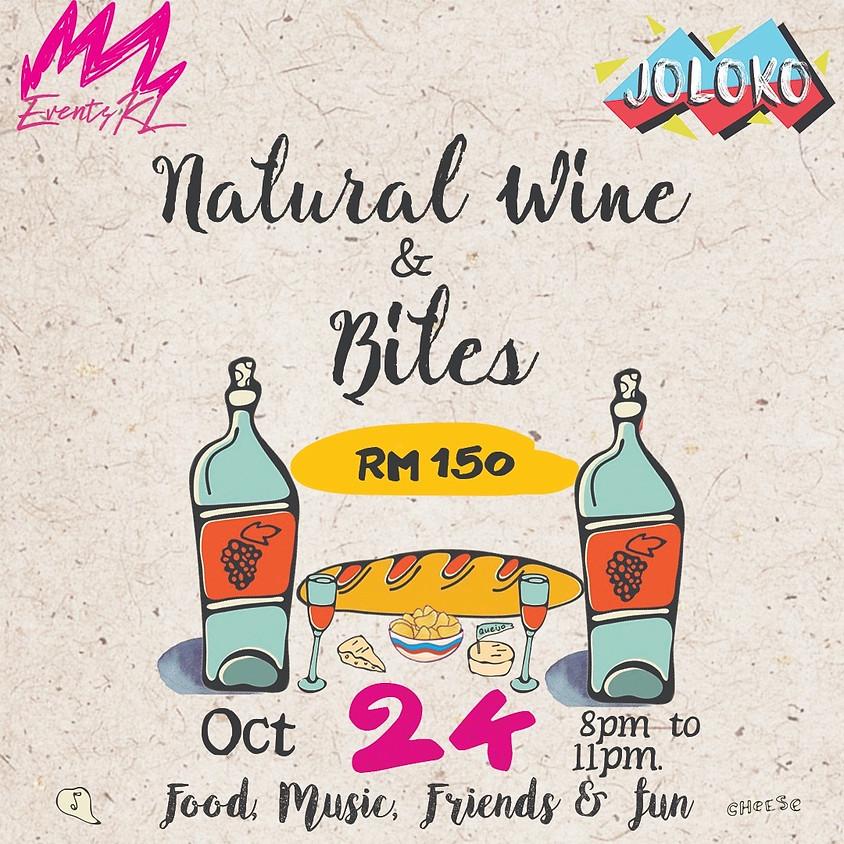 Wine and Bites at JOLOKO