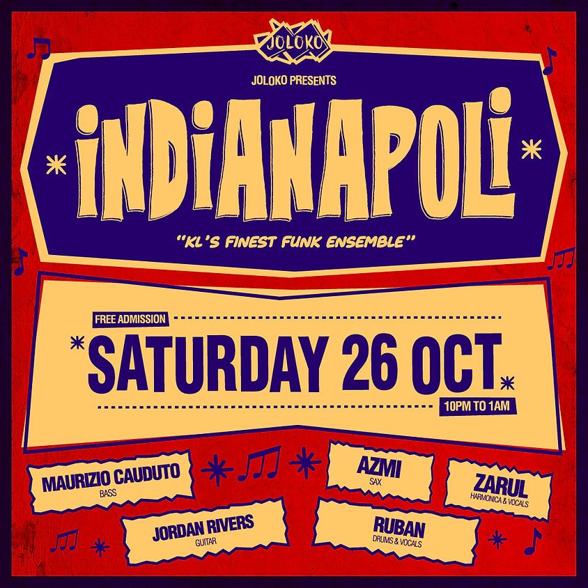 Indianapoli Live