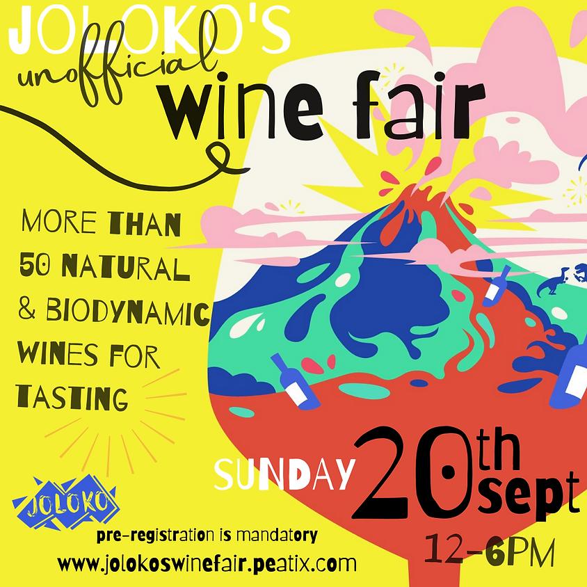 JOLOKO's (unofficial) Wine Fair