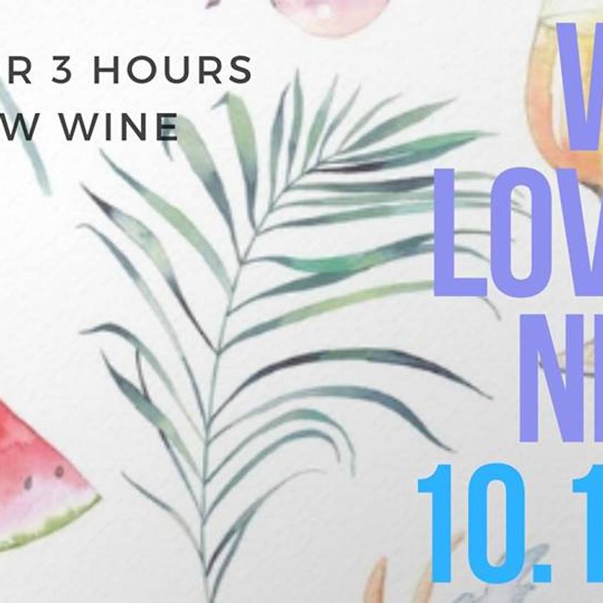 Caribbean WineLovers Night