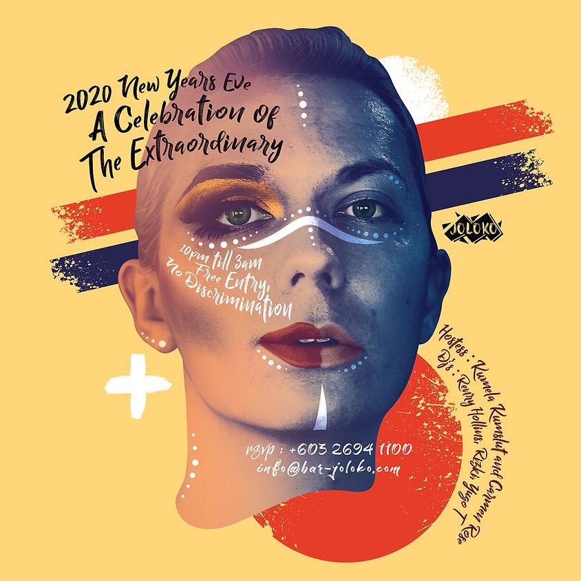 2020 - A Celebration of the Extraordinary