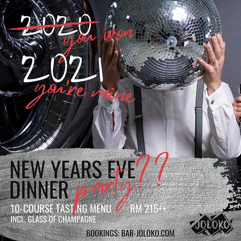 2021 - NYE Dinner (Party??)