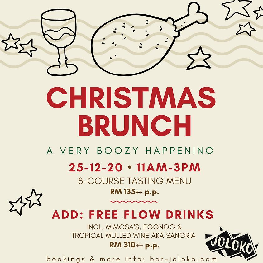Christmas: A Very Boozy Brunch