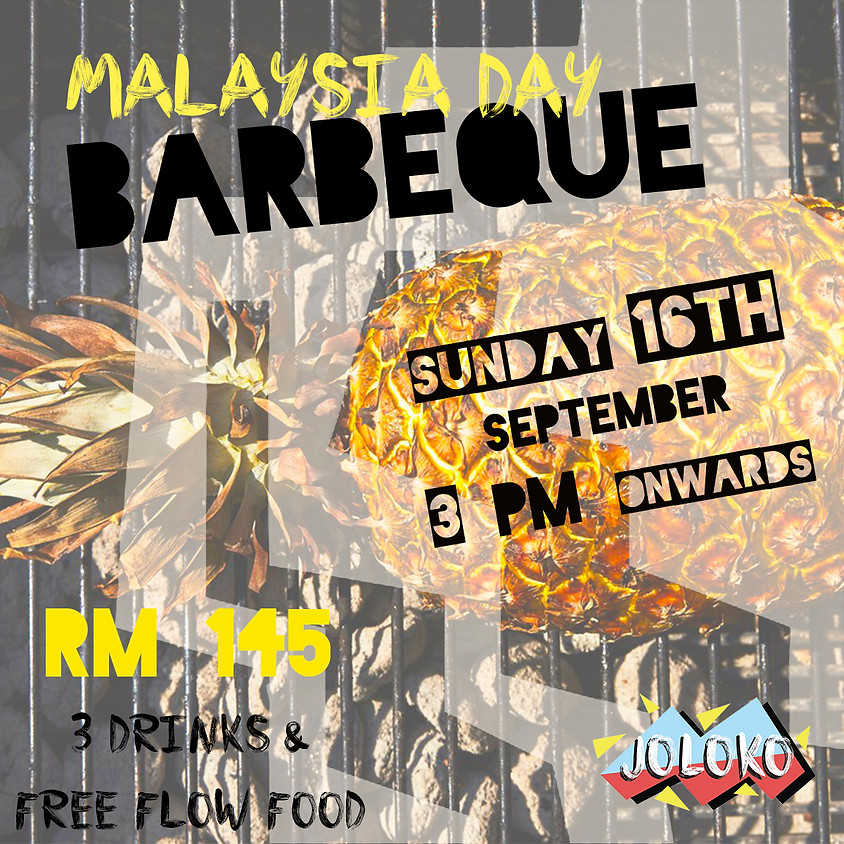 Malaysia Day BBQ