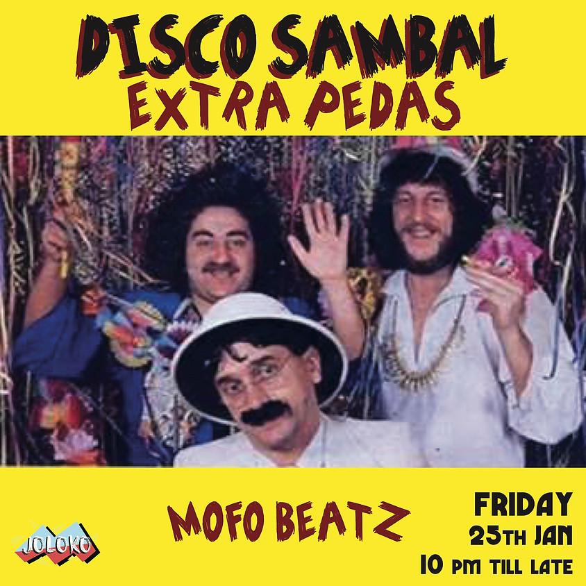 Disco Sambal: Extra Pedas