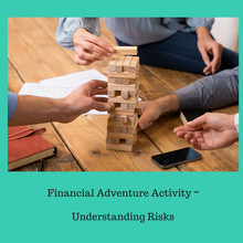 Financial Adventure Kids Understanding Risks Activity