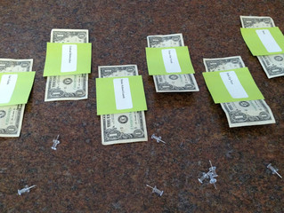 Financial Adventure Age Appropriate Chore Chart With Rewards!