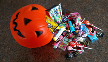 Financial Adventure Activity - Turn That Halloween Candy Into A Fun Activity!