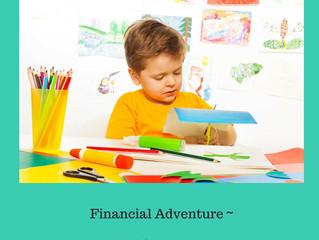 Financial Adventure DIY Piggy Banks